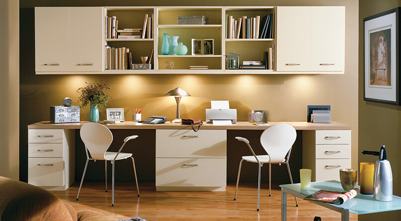 Home office storage solutions help you be efficient - Home office storage solutions ...