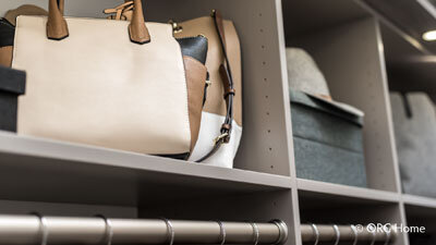 organize and maximize space