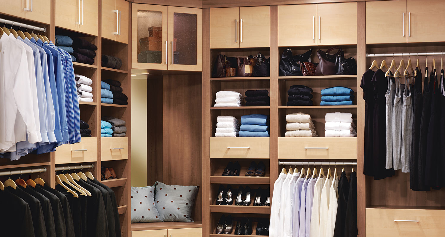 Custom Closets Alexandria Virginia Shelving Storage
