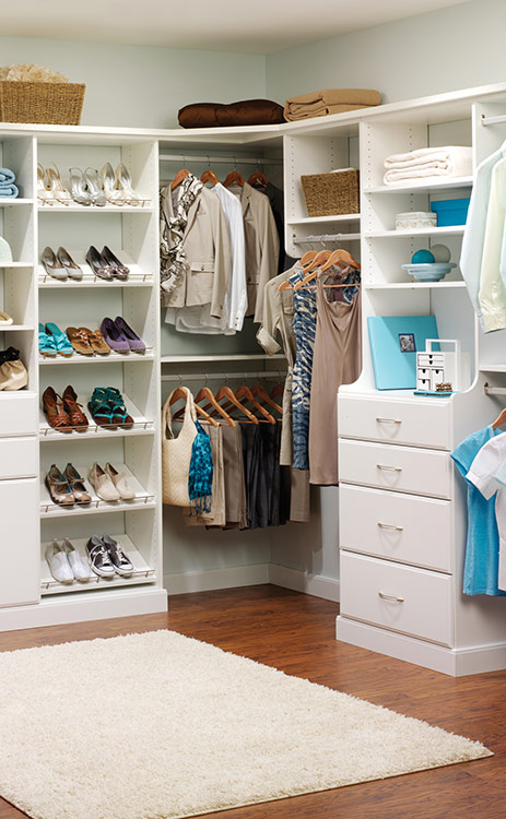 Because Our Experts Collaborate With You To Developing Closet Organizers  And Custom Closets In Alexandria Virginia That Fit Your Lifestyle, We Can  Also Make ...