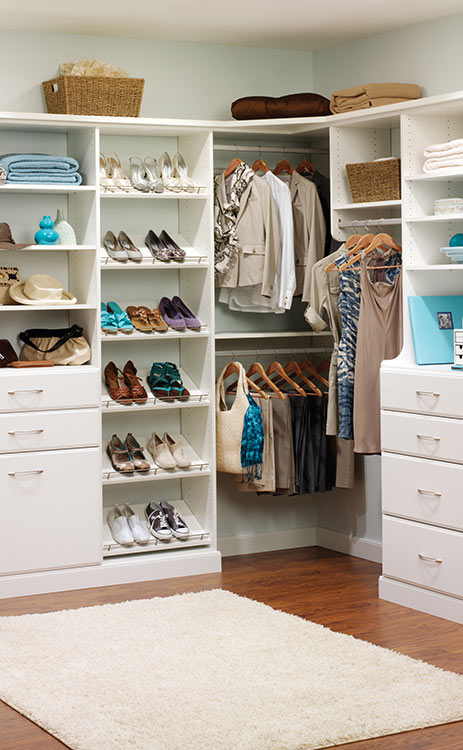Perfect Shelving, Closet Organizers, Storage And Professional Design