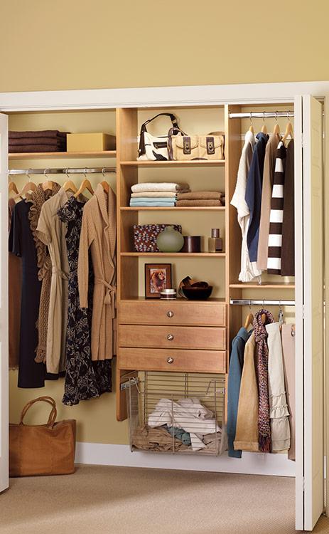 Closets Fairfax Va Area Storage Shelving Kitchens
