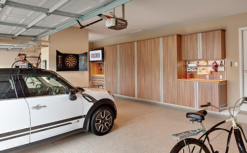 Making Garage Design Ideas A Reality