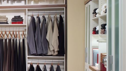 Round Hill Custome Closets