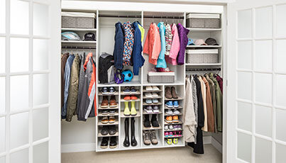 Dividers Are A Highly Functional Closet Accessory ...