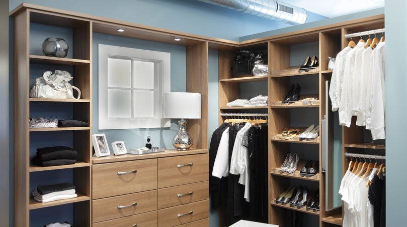 Closet remodel ideas falls church virginia area