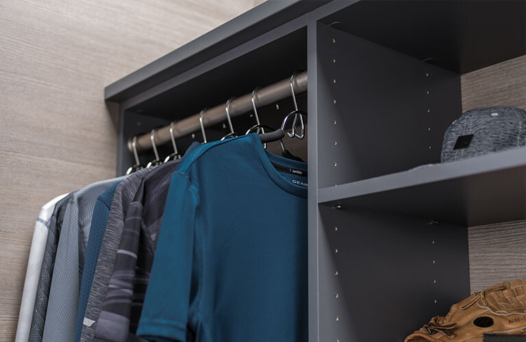 Washington Dc Custom Bedroom Closet Many Elements Affect How Much Storage Systems Cost