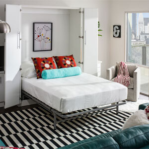How Much Is a Murphy Bed in Washington DC?