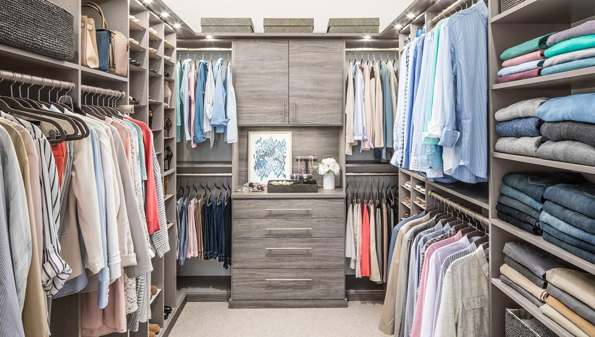 Custom Closet Design Ideas Washington Dc
