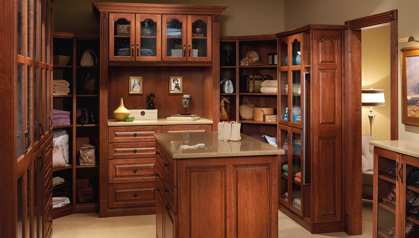 Aldie Virginia Custom Closets