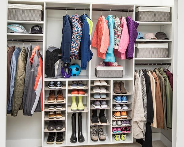 organizing your dc custom closet