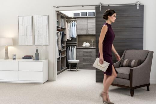 customized designed closets