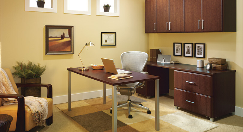 Home office furniture ideas from a professional for Decoracion oficina creativa