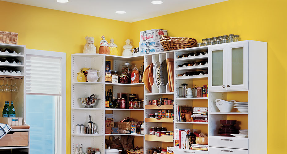 Kitchen Pantry Image