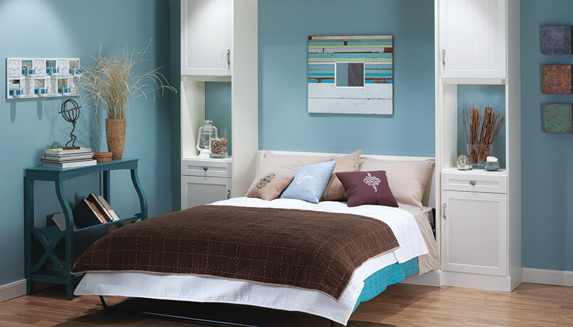 Murphy Beds Make More Space