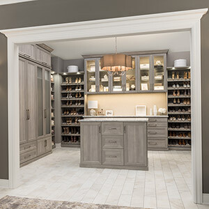 Custom Closet Design Ideas for Your South Riding VA Area Home