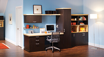 Image Home Office Storage Solutions