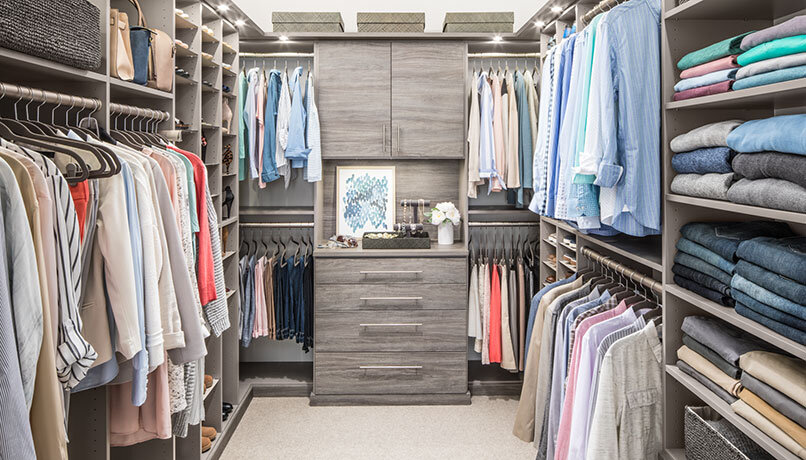 Transform Your Tiny Closet Into Amazing Work