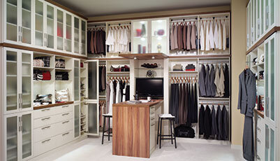 Merveilleux If You Have Enough Space To Do A Walk In Closet, Youu0027ll Have Room To Get  Creative. Design Different Areas For Specific Things In Your Closet, ...