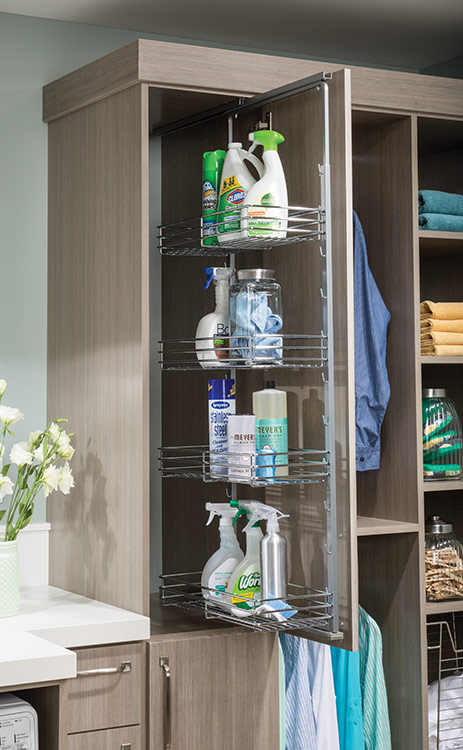 ... Space Into A Laundry Room Or Modify Your Existing Space With A Custom  Designed Storage System To Maximize On Organization. Even Dirty Clothes  Need A ...