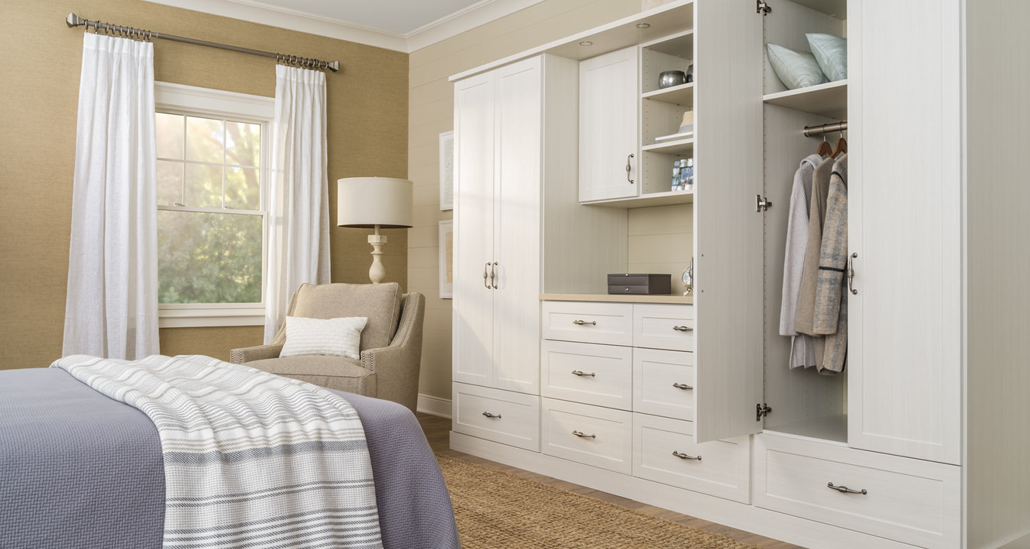 closet design ideas for leesburg home