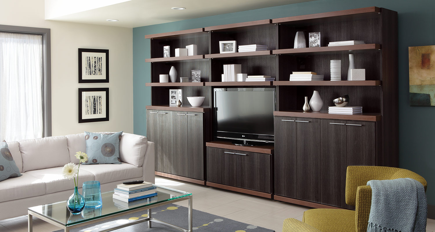entertainment centers with storage