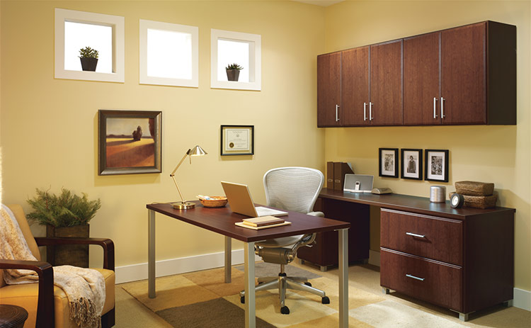 Efficiency From Home. Home Office Design Ideas Northern Virginia