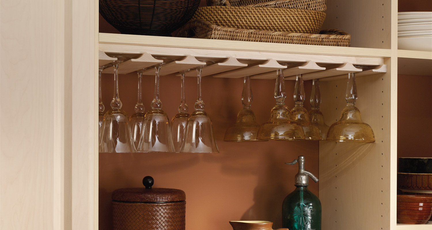kitchen area storage solutions