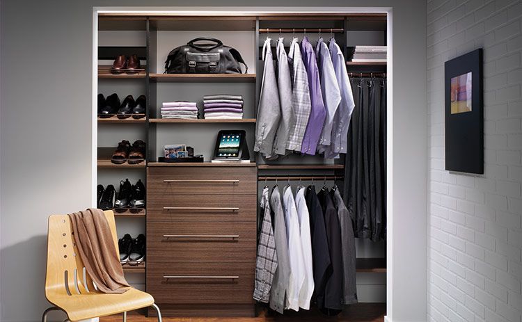 A Highly Skilled Custom Closet Design Professional Will Work Very Closely  With You While Through Your Input Identify The Perfect Closet Or Storage  System ...